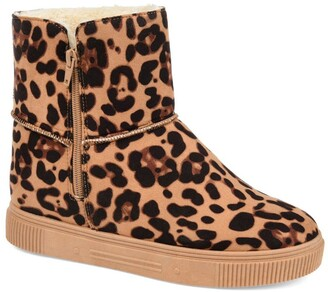 Journee Collection Stelly Faux Fur Lined Boot