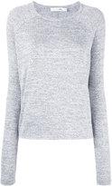 Rag & Bone Jean - crew neck jersey top - women - Polyester/Spandex/Elastane/Rayon - M
