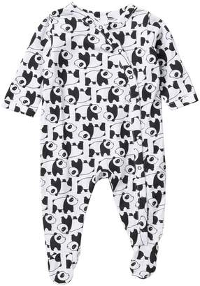 Harper Canyon Printed Footed Jumpsuit (Baby Girls)