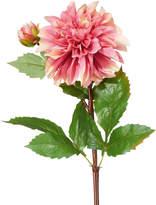 OKA Faux Dahlia Flower Stem