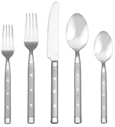 Hampton Forge Yorktown Frosted Stainless Steel Flatware Set (45 PC)