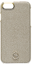 House Of Harlow Snap iPhone 7 Case in Taupe.