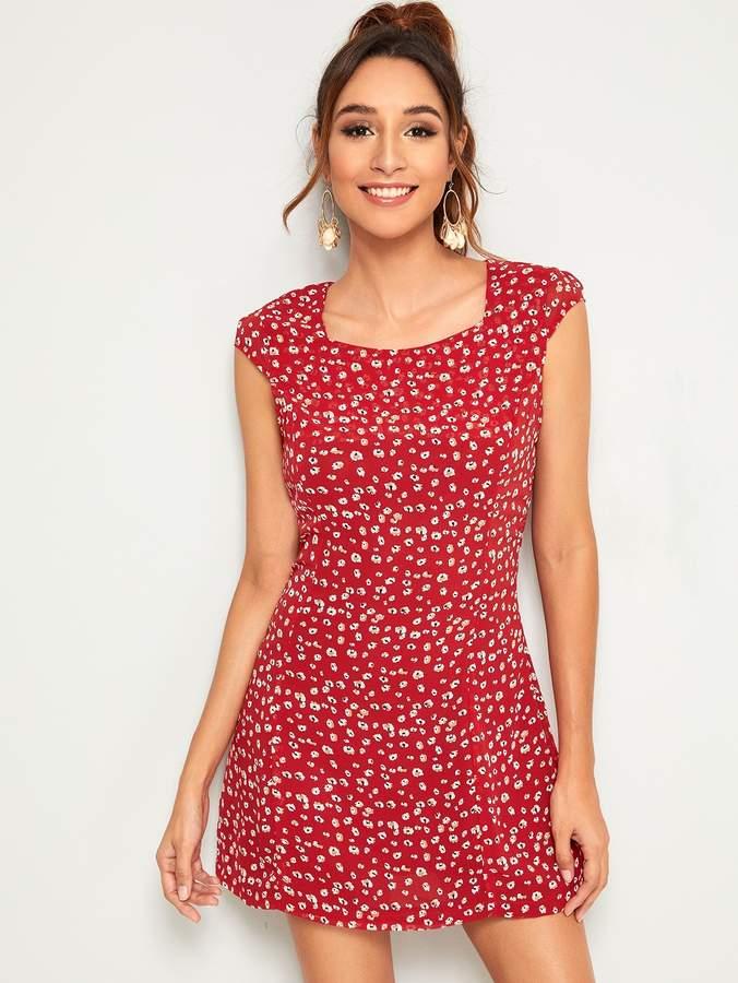1d6180ed Button Back Dresses - ShopStyle