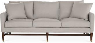 Michael Thomas Collection Arden Sofa - Gray Linen