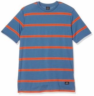 Oakley Men's Six Stripes Ss Tee