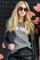 Sub Urban Riot Suburban riot Good Vibes Sweatshirt