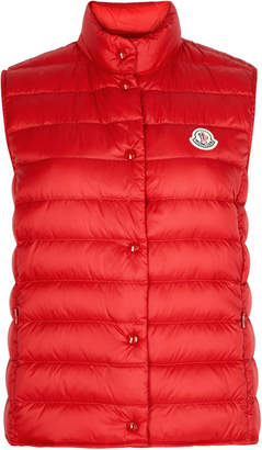 Moncler Liane Quilted Shell Gilet