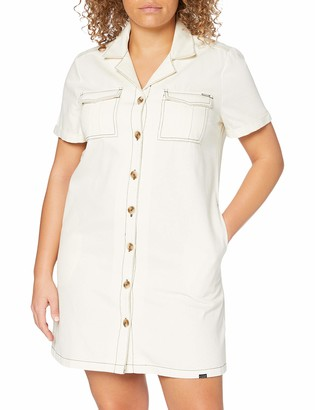 Superdry Women's Kaya Utility Shirtdress Dress
