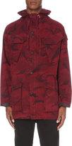 Maharishi Camouflage-print Stretch-cotton Jacket