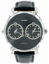 GUESS GUESS? Men's U95027G1 Leather Quartz Watch