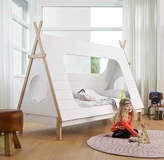 Cuckooland Kids Tipi Cabin Bed In Solid Pine