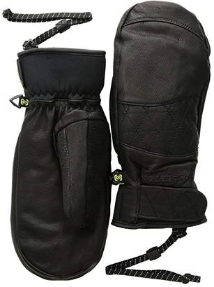 Burton GORE-TEX(r) Gondy Mitt (True Black) Snowboard Gloves
