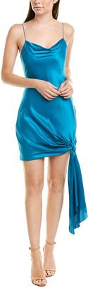Cinq à Sept Ryder Silk Slip Dress