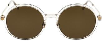 Mykita Anna A Round Frame Sunglasses
