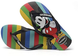 Havaianas Top Magic Mickey Sandal (Black) Men's Shoes