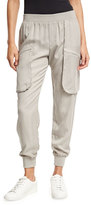 ATM Anthony Thomas Melillo Straight-Leg Track Pants