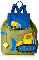 Stephen Joseph Boys Quilted Backpack Bag