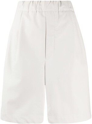 Jejia Knee Length Bermuda Shorts