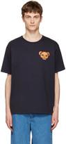 Acne Studios Navy Niagara Bear T-shirt
