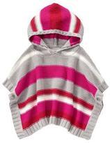 Crazy 8 Stripe Poncho
