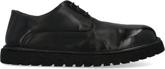 Marsèll Pallottola Pomice Lace Up Shoes