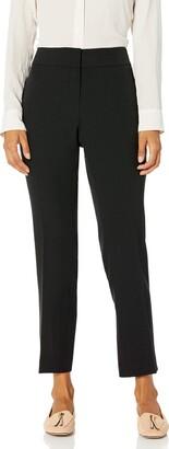 Kasper Women's Petite Slim Pant