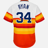 Majestic Men's Houston Astros MLB Nolan Ryan Cooperstown Jersey