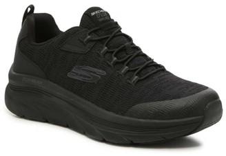 Skechers Relaxed Fit D'Lux Walker Pensive Slip-On Sneaker - Men's