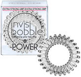 invisibobble Power Hair Tie (3 Pack) - Crystal Clear