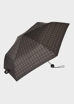 Hobbs Check Umbrella