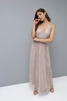 Little Mistress Mink Multiway Maxi Dress