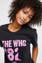Original Retro Brand The Who '82 Tee by at Free People