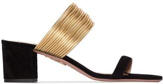 Aquazzura Rendez Vous 50mm sandals