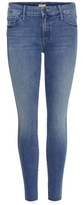 Mother Looker Ankle Fray skinny jeans