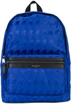 Michael Kors 'Kent' houndstooth backpack - men - Acrylic/Polyamide - One Size