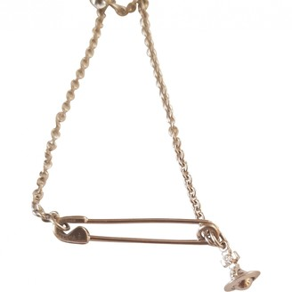 Vivienne Westwood Silver White gold Bracelets