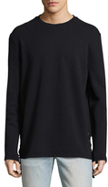 BLK DNM 90 Self-Tie Crewneck Sweatshirt