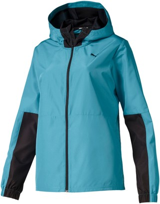 PUMA Warm Up Women's Woven Jacket