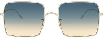 Oliver Peoples Rassine gradient sunglasses