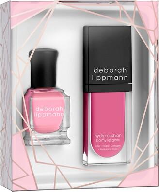 Deborah Lippmann Lip & Nail Duet