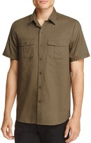 Michael Bastian Safari Regular Fit Button-Down Shirt