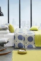 Lacoste Lecourbe Comforter Set - Folkstone Gray
