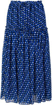Steffen Schraut all-over print skirt