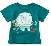 Tea Collection 'Hippo' Graphic T-Shirt (Baby Boys)