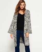 Superdry Twist Tape Wide Sleeve Cardigan