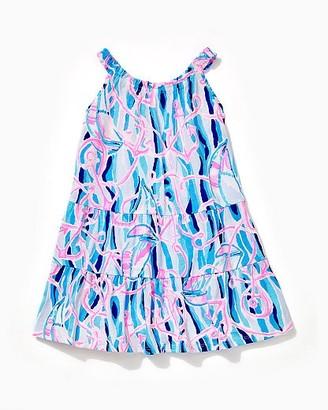 Lilly Pulitzer Girls Mini Loro Dress