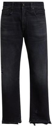 R 13 High-Rise Boyfriend Jeans