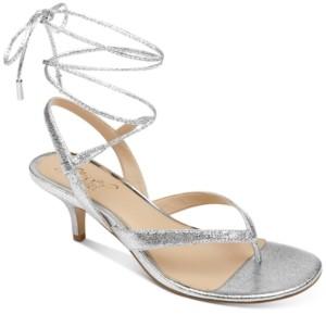 Badgley Mischka Nolin Dress Thong Sandal Women's Shoes