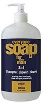Everyone Soap for Every Man, Cedar and Citrus, 32 Ounce