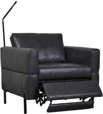 808 Home Morris Charcoal Chair